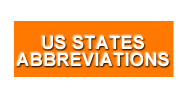 US States Abbreviations